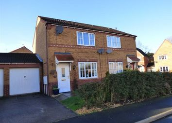 Thumbnail 2 bed semi-detached house for sale in Fuchsia Drive, Pendeford, Wolverhampton