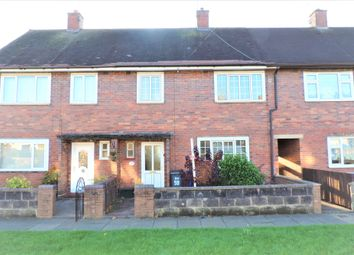 Thumbnail 3 bed terraced house for sale in Springfield Road, Stoke-On-Trent