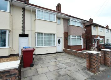 Thumbnail 3 bed town house to rent in Greystone Road, Broadgreen, Liverpool
