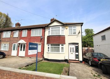 Thumbnail 3 bed end terrace house for sale in Botwell Lane, Hayes, Middlesex