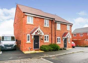 3 bed semi-detached house for sale in Pasture Way, Farnsfield, Newark NG22
