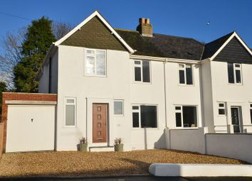 Thumbnail 3 bed semi-detached house for sale in Hillside Road, Brixham
