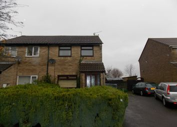Thumbnail 3 bedroom semi-detached house to rent in Farmhouse Way, Caerau, Cardiff.