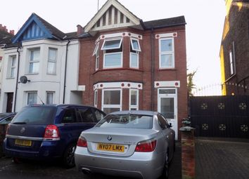 Thumbnail 4 bedroom terraced house to rent in Biscot Road, Luton
