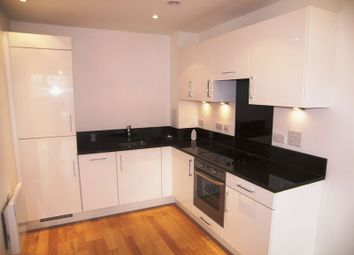 Thumbnail 1 bed flat to rent in Dock Head Road, Chatham