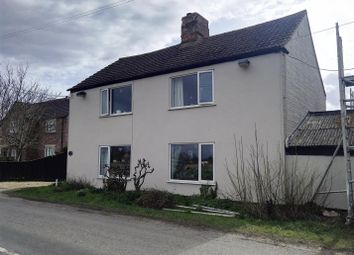 Thumbnail 3 bed semi-detached house for sale in March Road, Welney, Wisbech