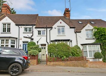 Thumbnail 4 bed terraced house to rent in Gills Hill, Radlett