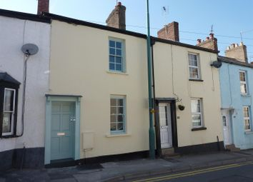 Thumbnail 2 bed terraced house to rent in Lower Church Street, Chepstow