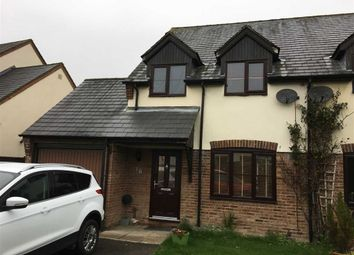 Thumbnail 3 bed semi-detached house to rent in 16, Cae Robert, Meifod, Powys