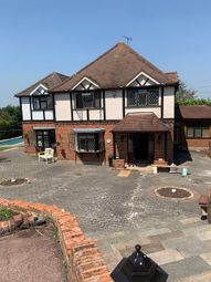 Thumbnail 8 bed detached house to rent in Vicarage Lane, Chigwell