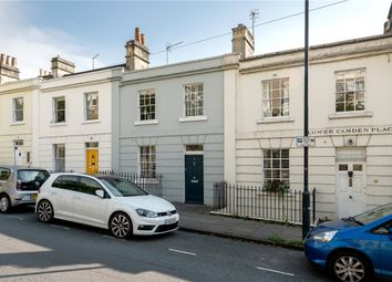 Thumbnail 3 bed terraced house to rent in Lower Camden Place, Bath