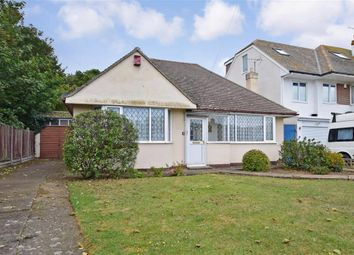 Thumbnail 2 bed detached bungalow for sale in West Park Avenue, Margate, Kent
