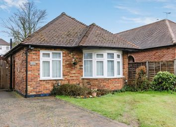 Thumbnail 3 bed bungalow for sale in Warren Road, Orpington