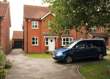 Thumbnail 4 bed detached house to rent in Highfield Road, Bubwith, Selby