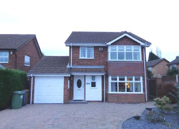 Thumbnail 4 bed detached house for sale in Sunnybank Close, Aldridge, Walsall
