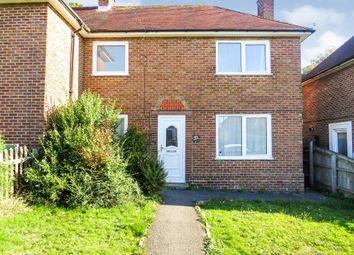 Thumbnail 3 bedroom semi-detached house for sale in Aldermoor Avenue, Southampton