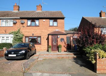 Thumbnail 3 bed semi-detached house for sale in Campion Road, Ipswich