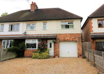 Thumbnail 3 bed semi-detached house for sale in Harby Lane, Hose, Melton Mowbray