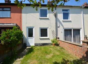 Thumbnail 2 bedroom terraced house for sale in Private Road, Lowestoft