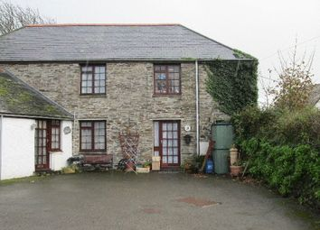 Thumbnail 3 bedroom terraced house to rent in Trethevy, Tintagel