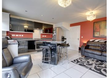 Thumbnail 3 bed town house for sale in Ffordd Donaldson, Copper Quarter
