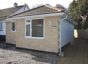 Thumbnail 2 bedroom bungalow to rent in Church Road, Treswithian, Camborne