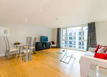 Thumbnail 2 bedroom flat for sale in Marina Point, Imperial Wharf, London