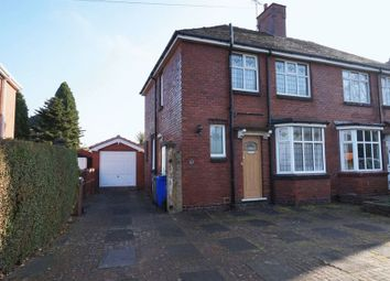 Thumbnail Semi-detached house for sale in Weston Road, Weston Coyney, Stoke-On-Trent, Staffordshire