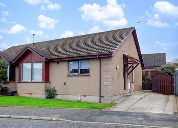Thumbnail 3 bed semi-detached bungalow for sale in Scotston Terrace, South Aberdeenshire, Aberdeenshire