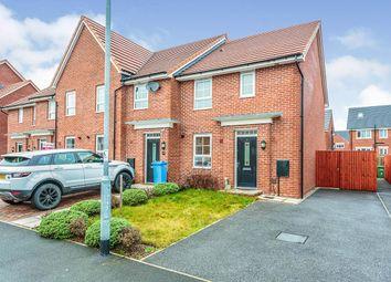 Thumbnail 3 bed end terrace house for sale in Grasshopper Drive, Warton, Preston, Lancashire