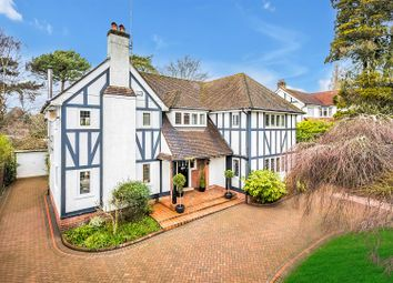 Canford Cliffs Road, Canford Cliffs, Poole BH13. 4 bed detached house