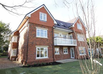 Thumbnail 3 bedroom flat for sale in Copse Road, New Milton