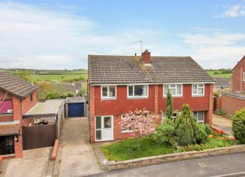 Thumbnail 3 bed property for sale in Lowesby Close, Melton Mowbray