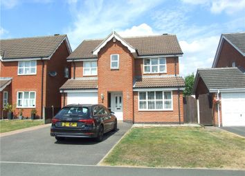 Thumbnail 4 bedroom detached house for sale in Blisworth Way, Swanwick, Alfreton