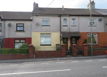 Thumbnail 2 bed terraced house for sale in Oakdale Terrace, Penmaen, Blackwood