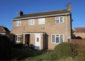 Thumbnail 3 bed semi-detached house to rent in Blackbird Road, Bury St. Edmunds