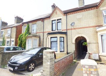Thumbnail 3 bed terraced house for sale in Dogsthorpe Road, Peterborough