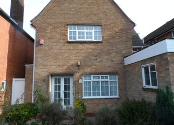 Thumbnail 3 bed detached house to rent in Manor Road, Edgbaston, Brimingham