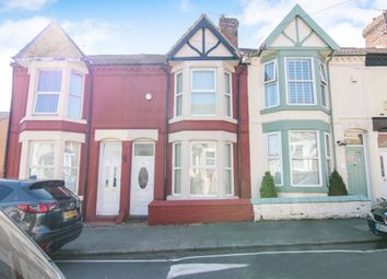 Thumbnail 2 bed terraced house for sale in Greenwood Lane, Wallasey