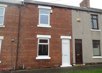 Thumbnail 2 bed terraced house to rent in Bradley Street, Easington Colliery, Peterlee