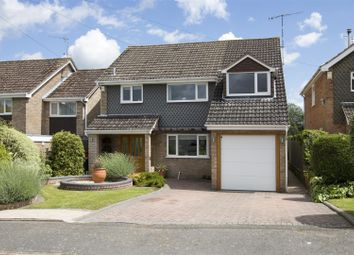 Thumbnail 4 bed detached house for sale in The Hamlet, Leek Wootton, Warwick