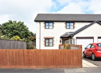 Thumbnail 3 bed semi-detached house for sale in Pearse Close, Okehampton