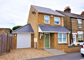 Thumbnail 3 bed detached house for sale in Shirley Road, Sidcup