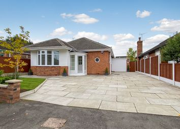 Thumbnail 3 bed bungalow for sale in Stanneylands Drive, Wilmslow