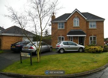 Thumbnail 4 bed detached house to rent in Crabtree Close, Newton-Le-Willows