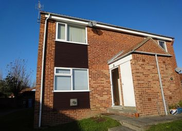 Thumbnail 1 bed flat to rent in 25 Caburn Close, Scarborough