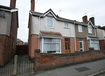 Thumbnail 2 bed semi-detached house for sale in Quarry Road, Somercotes, Alfreton, Derbyshire