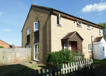 Thumbnail 1 bed end terrace house to rent in Nethercote Avenue, Knaphill, Woking