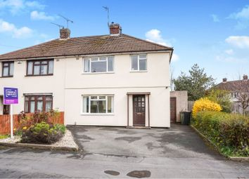 Thumbnail 3 bed semi-detached house for sale in Walter Scott Road, Bedworth