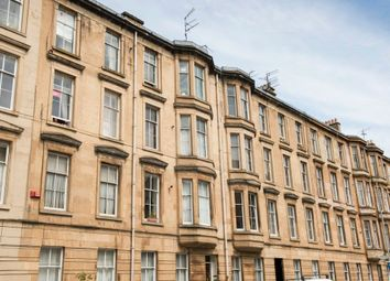 Thumbnail 1 bed flat for sale in Kent Road, Glasgow
